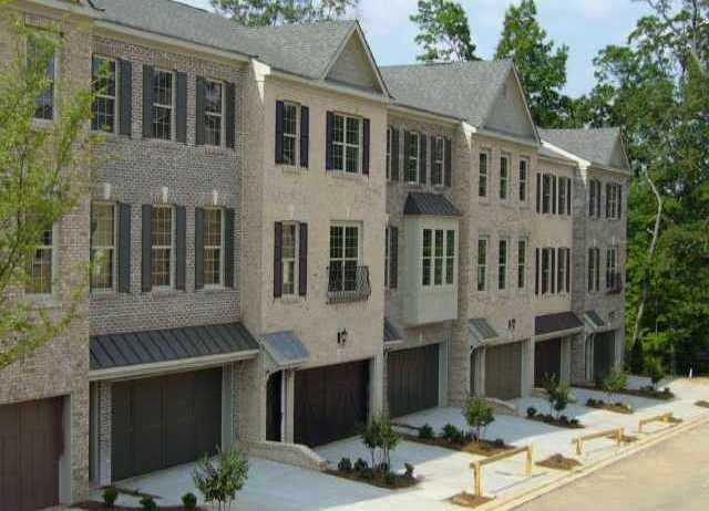 Peachtree Corners Townhomes In Gwinnett County GA